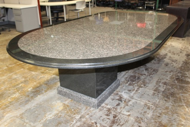 Granite Office Table